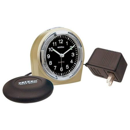Bed Shaker Accessory (Reizen Braille Quartz Alarm Clock with Bed Shaker Combo )