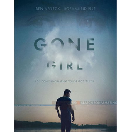 Gone Girl (Blu-ray) (Girl Gone Wild Dvd)