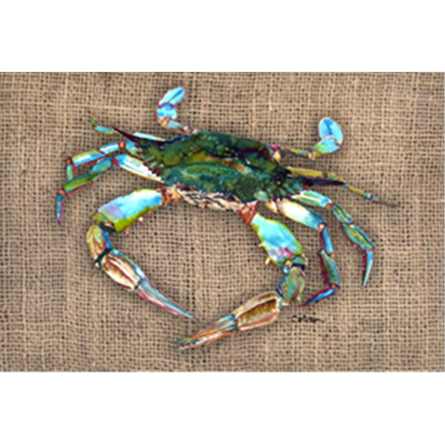 Crab  Fabric Placemat