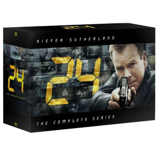 24: The Complete Series (Widescreen)