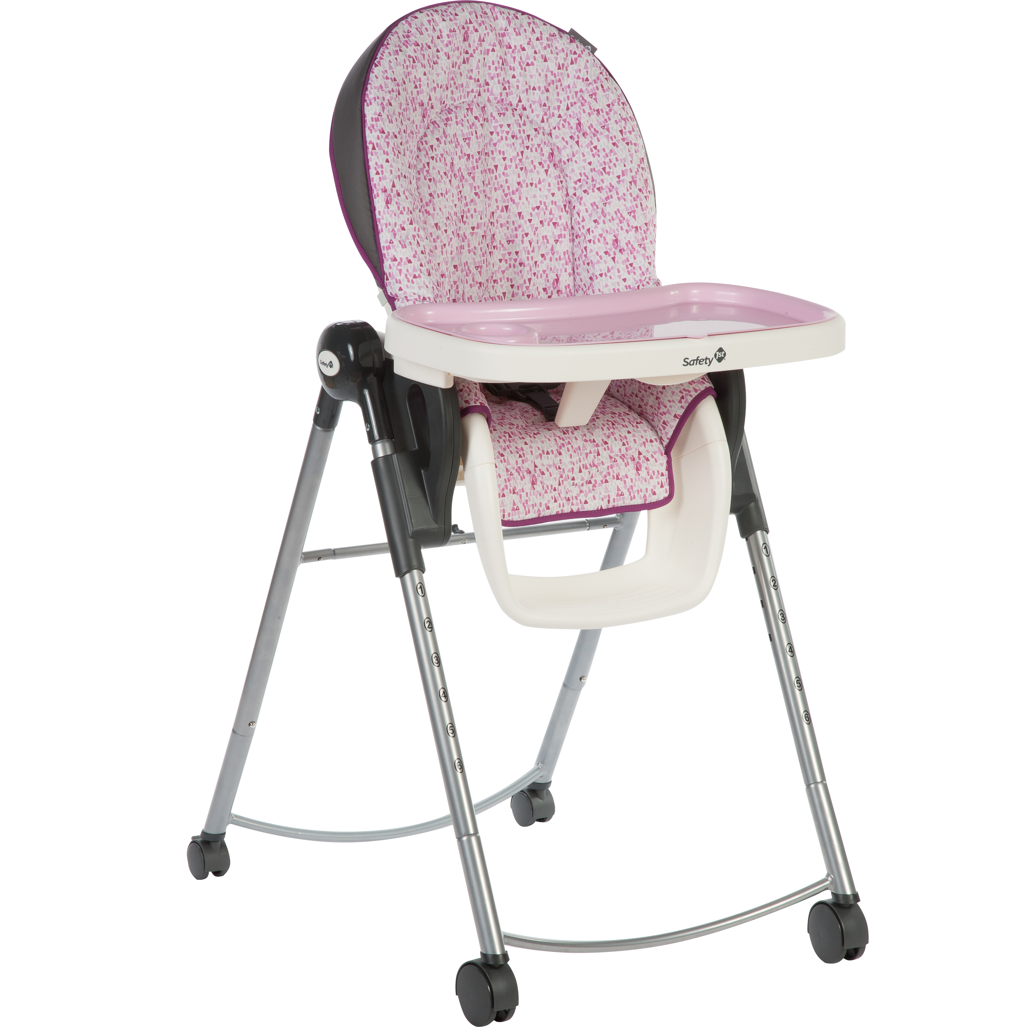 Safety 1ˢᵗ Adaptable High Chair, Sorbet