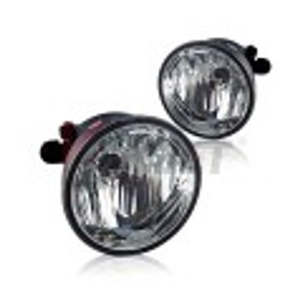 2004 2005 2006 Chevy Suburban 1500 Z71 Clear Fog Lights Replacement - Chevy Suburban Z71