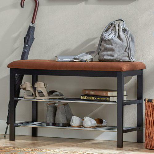 Rebrilliant Shoe Storage Bench