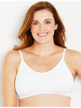 Motherhood Maternity Seamless Clip Down Maternity and Nursing Bralette