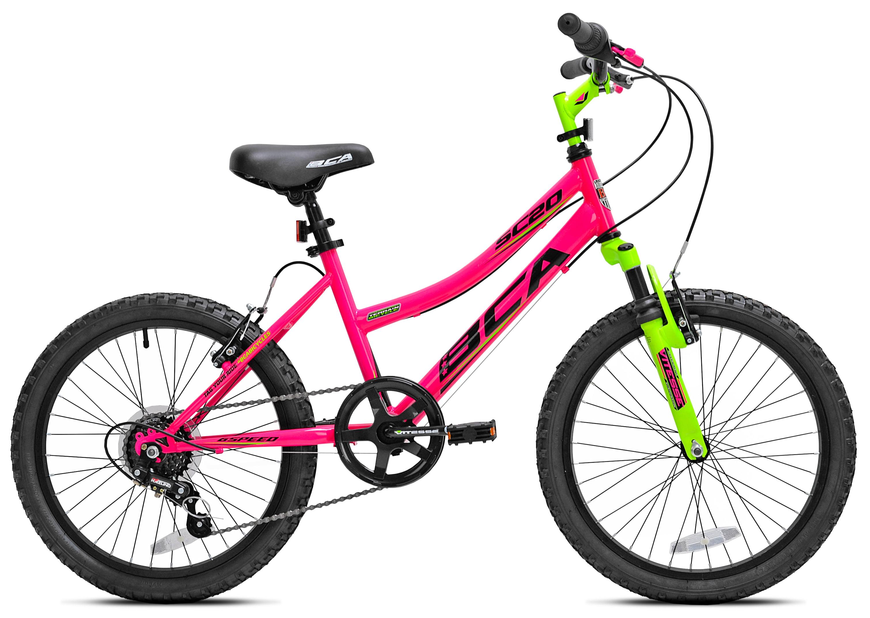 "20"" Girls' BCA MT20 Mountain Bike by Kent International Inc"