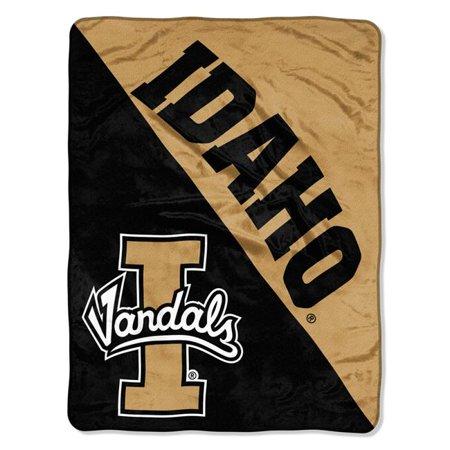 The Northwest 1COL-65901-0079-RET Idaho Vandals Halftone Raschel Blanket - image 1 of 1