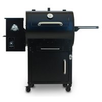 Deals on Pit Boss 700SC Wood Fired Pellet Grill with Flame Broiler