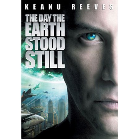 The Day the Earth Stood Still (DVD)](Earth Day Giveaways)