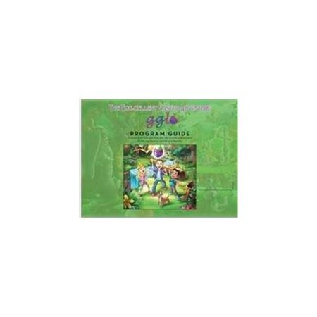 Egglo Entertainment 110541 Egglo Glow In The Dark Easter Event Curriculum