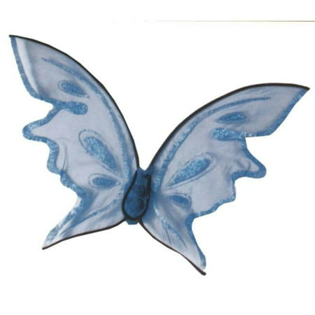Costumes For All Occasions Fw90456Gr Wings Butterfly Grn Hot - Real Butterfly Wings For Sale