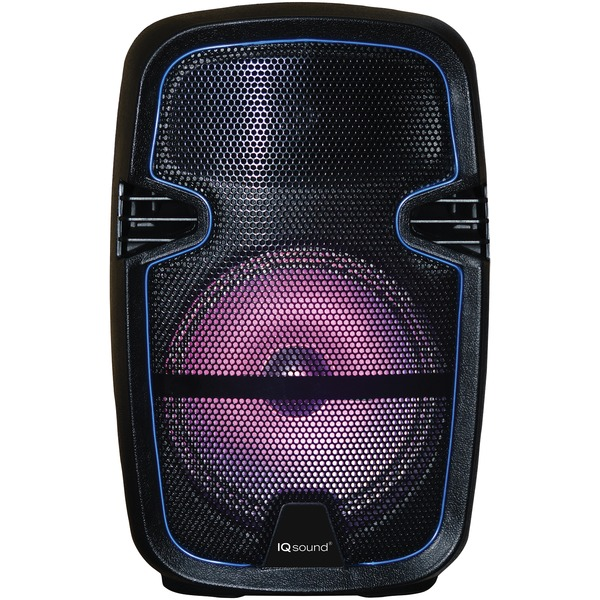 "IQ Sound(R) IQ-5608DJBT 8"" Tailgate Party DJ Bluetooth(R) Speaker - image 1 de 1"