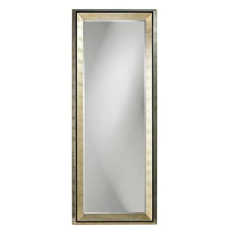 Elizabeth Austin Detroit Oversized Full Length Mirror - 32W x 80H (Oversized Silver Mirror)