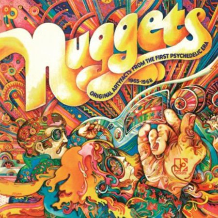 Nuggets: Original Artyfacts From The First Psychedelic Era [1965-1968] (CD)