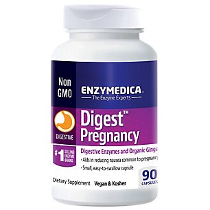 Digest grossesse Enzymedica 90 Caps