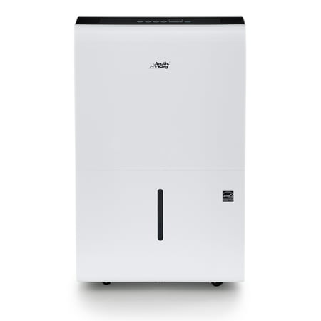 Arctic King 70-Pint Energy Star Dehumidifier, White
