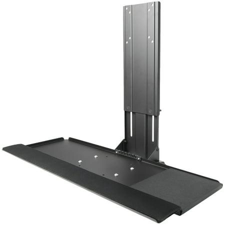 Vesa Keyboard Tray - VIVO Computer Keyboard & Mouse Platform Tray VESA Mount Attachment (MOUNT-KB02)