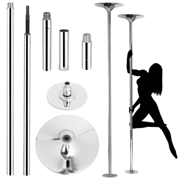 Stripper pole attire