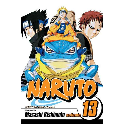 Naruto 13: The Chunin Exam, Concluded