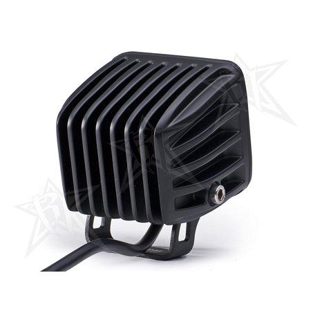 Rigid Lighting 50111 Driving/ Fog Light - LED D2-Series (Dually)  - image 2 of 2