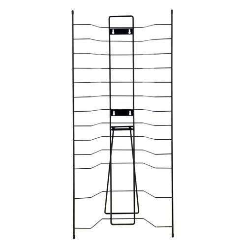 Organized Fishing 14-Utility Box Wire Rack with Detachable Stand by Organized Fishing