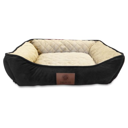 AKC Self Heating Pet Cuddler Bed