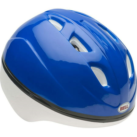Bell Shadow Bike Helmet, Blue, Toddler 3+ (48cm-52cm) (Toddler Helmet 3 Year Old Girl)