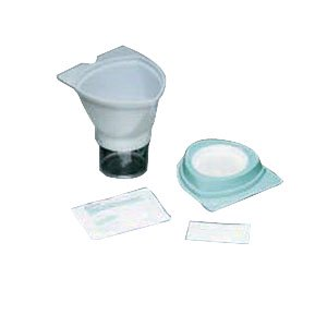 Midstream Kit With Funnel Collector And Bzk Wipes   1 Each   Each