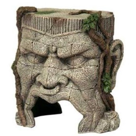 Blue Ribbon Pet Products ABLEE5659 Ancient Tunnel Ruins Ornaments for Aquarium, Large Multi-Colored