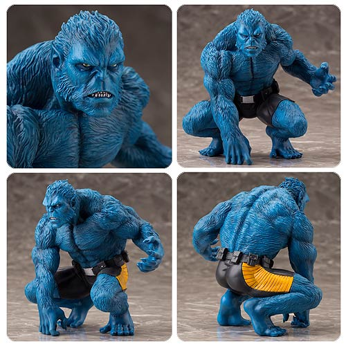 Marvel Now! X-Men Beast ArtFX+ Statue by Kotobukiya