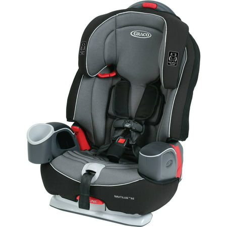 Graco Nautilus 65 3 In 1 Harness Booster Car Seat Bravo