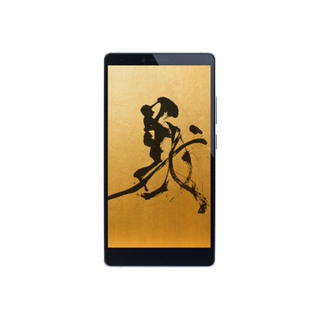 Freetel SAMURAI KIWAMI - Smartphone - dual-SIM - 4G LTE - 32 GB - microSDXC slot - GSM - 6