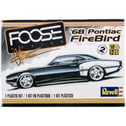 Plastic Model Kit '68 Pontiac Firebird 400 Ram Air 1:25