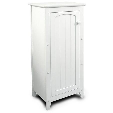 Catskill White All-Purpose Kitchen Storage Cabinet - Walmart.com