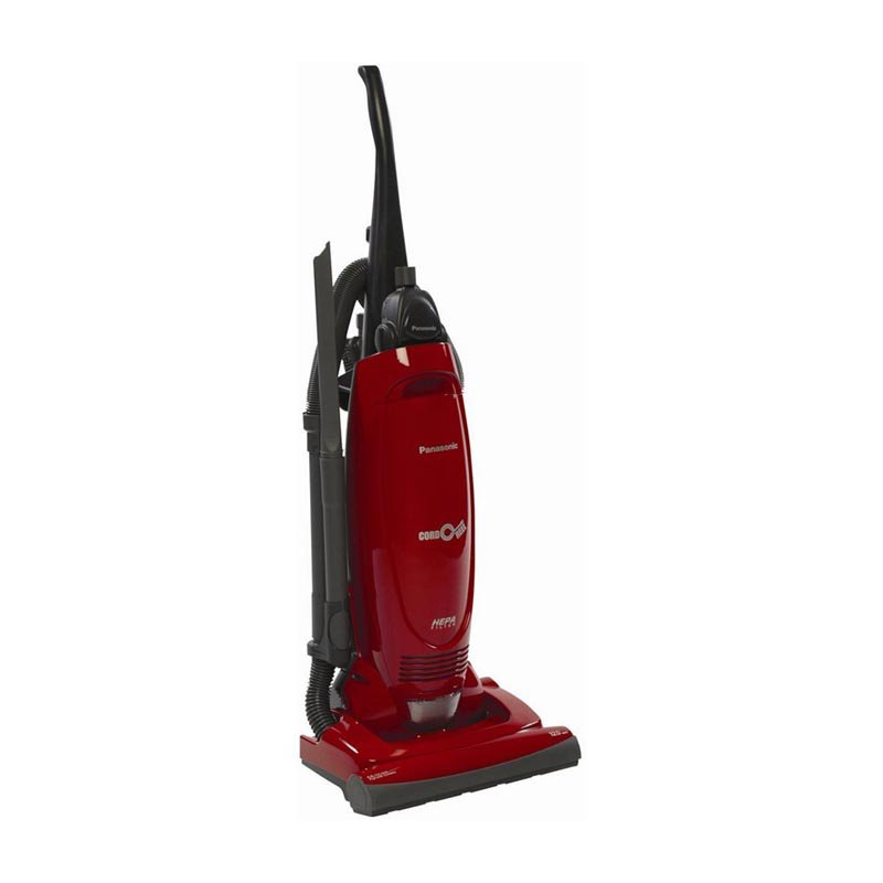 Panasonic MCUG471 Upright Vacuum Cleaner - Red - Walmart.com