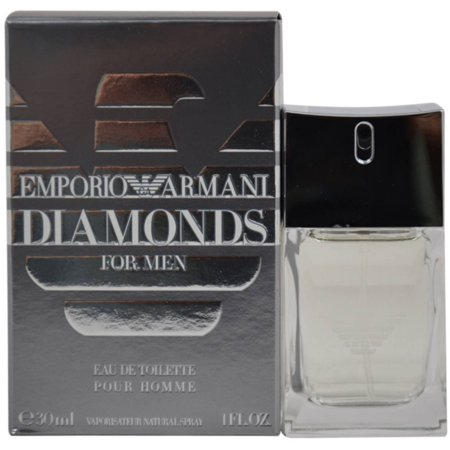 Giorgio Armani Emporio Armani Diamonds Eau de Toilette Spray, 1 Fl Oz