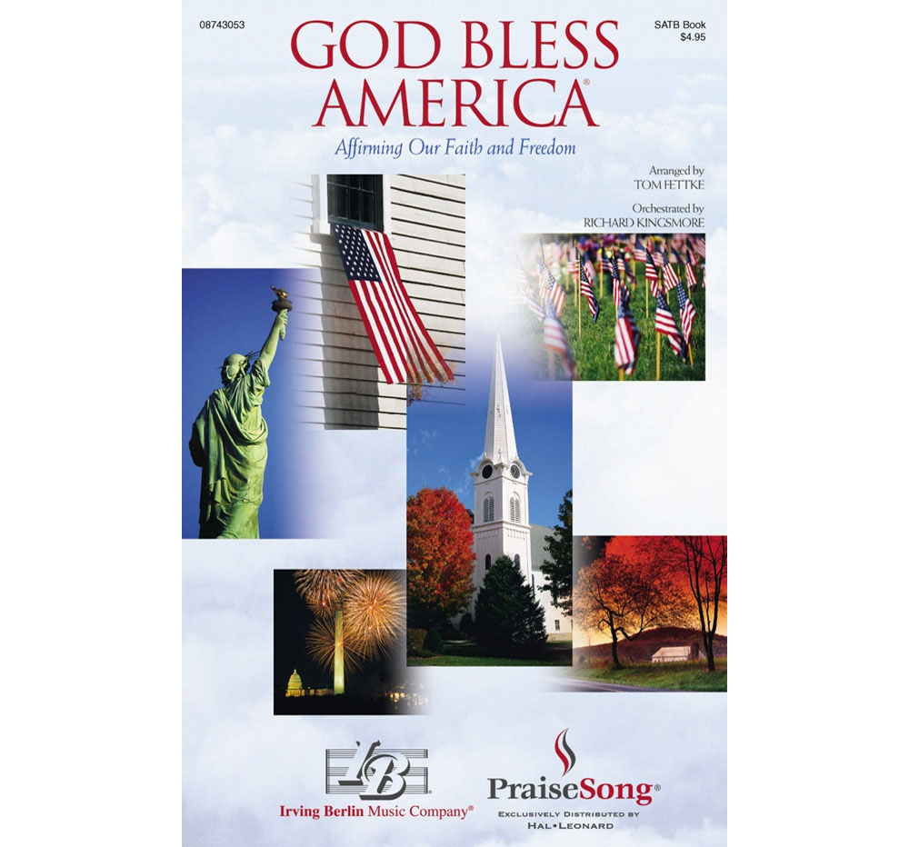 Hal Leonard God Bless America (Affirming Our Faith and Freedom) Preview Pak Arranged by... by