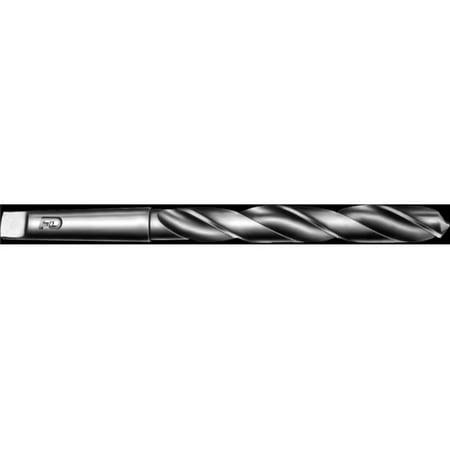 F&D Tool 24483 High Speed Steel Twist Drill - 1.406 dia. x 9 Flute Length x 14.625 OAL x No.4 Taper Shank - Series 209 - image 1 de 1