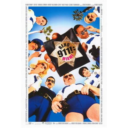 Reno 911!: Miami POSTER Movie - Trudy Reno 911