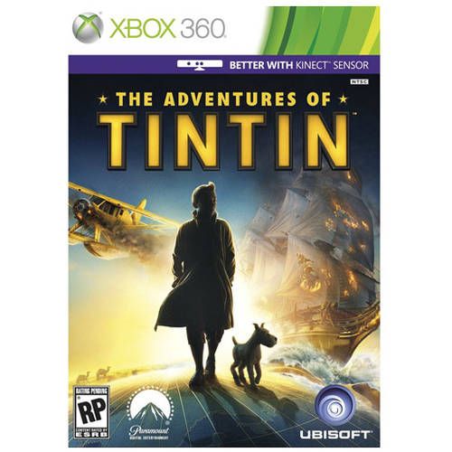 Adventures Of Tintin: The Game (Xbox 360) - Pre-Owned
