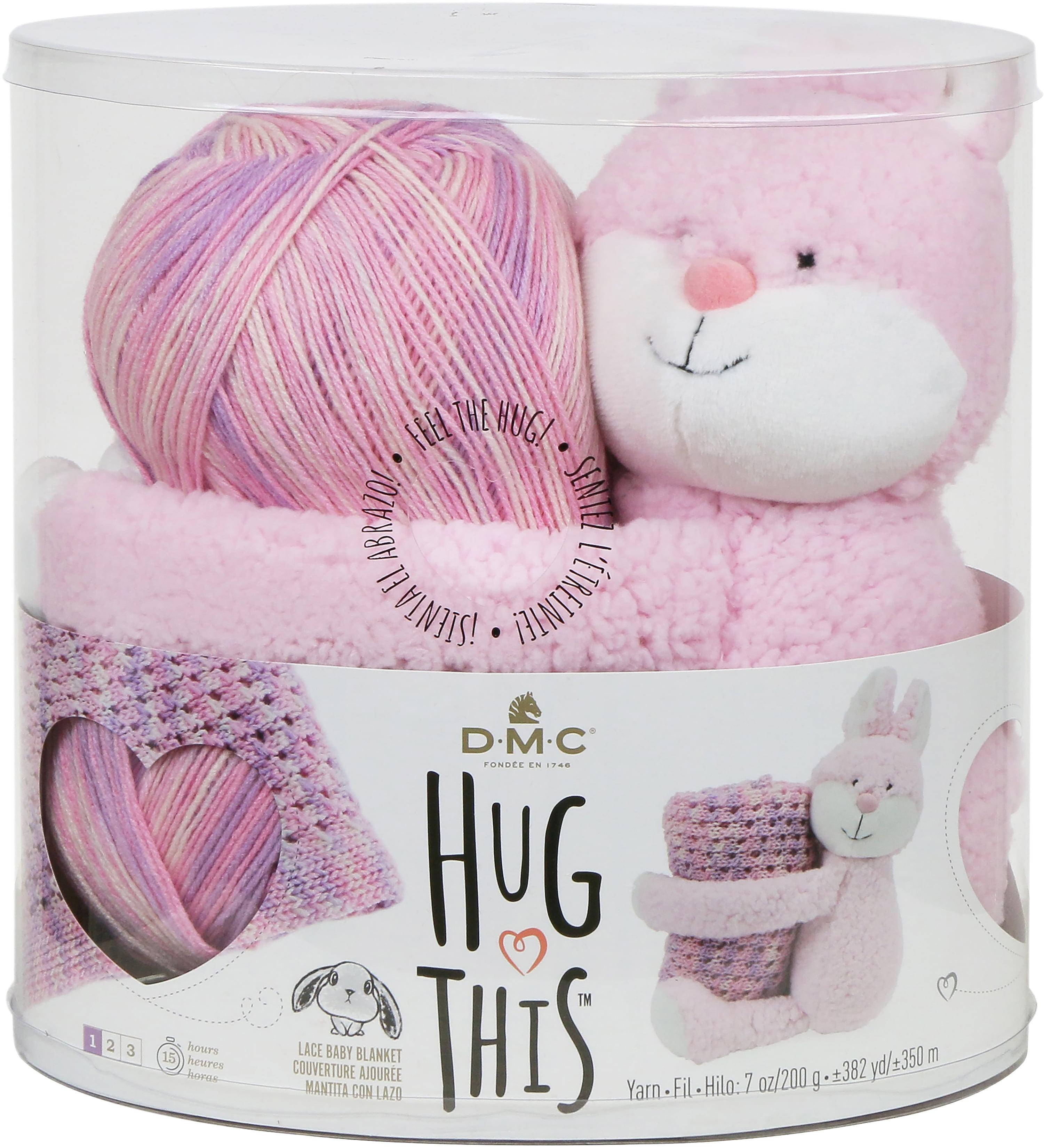 DMC Hug This! Yarn-Bunny