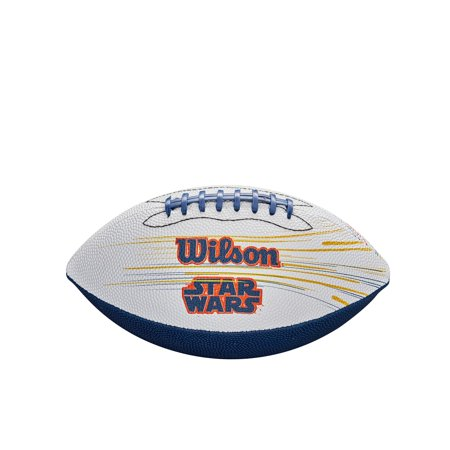 Star Wars Millennium Falcon Wilson Junior - 4 Piece Star Football