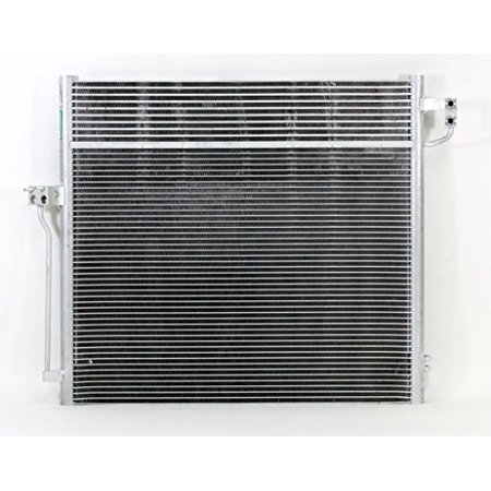 A-C Condenser - Pacific Best Inc For/Fit 4421 12-15 Mercedes-Benz M-Class 13-16 GL-Class With Transmissio Oil Cooler & (Best F Class Rifle)