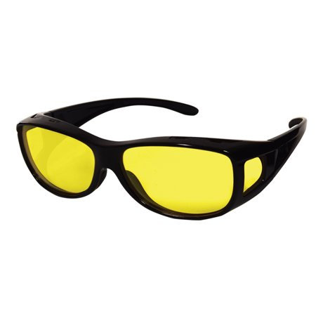 c1a76e58fe As Seen on TV - Night Sight Polarized HD Night Vision Glasses As Seen On TV  - Walmart.com