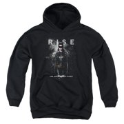 The Dark Knight Rises Catwoman Rise Big Boys Pullover Hoodie