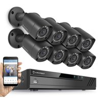 Amcrest 1080P HD 16Ch. Video Security System