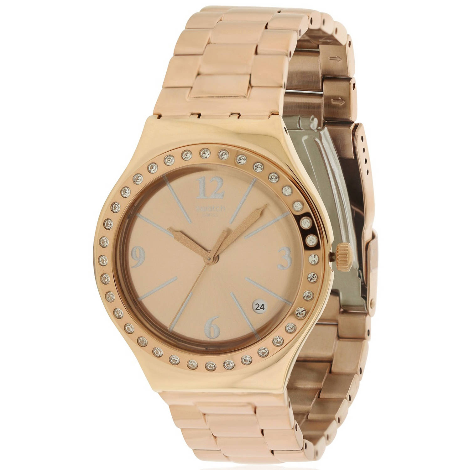 Swatch ALLURISSIME Ladies Watch YGG409G by Swatch