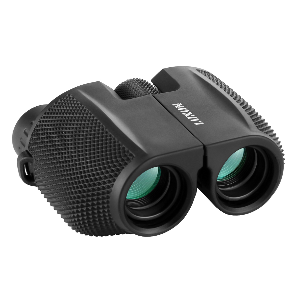 SGODDE 10x25 waterproof Light Night Vision Eyepiece Compact Binoculars outdoor