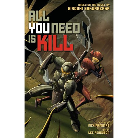 All You Need Is Kill (Graphic Novel) (A Dame To Kill For Graphic Novel)