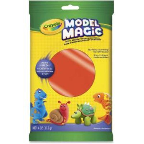 Model Magic Modeling Material - 1 Each - Neon Red (5760010091)