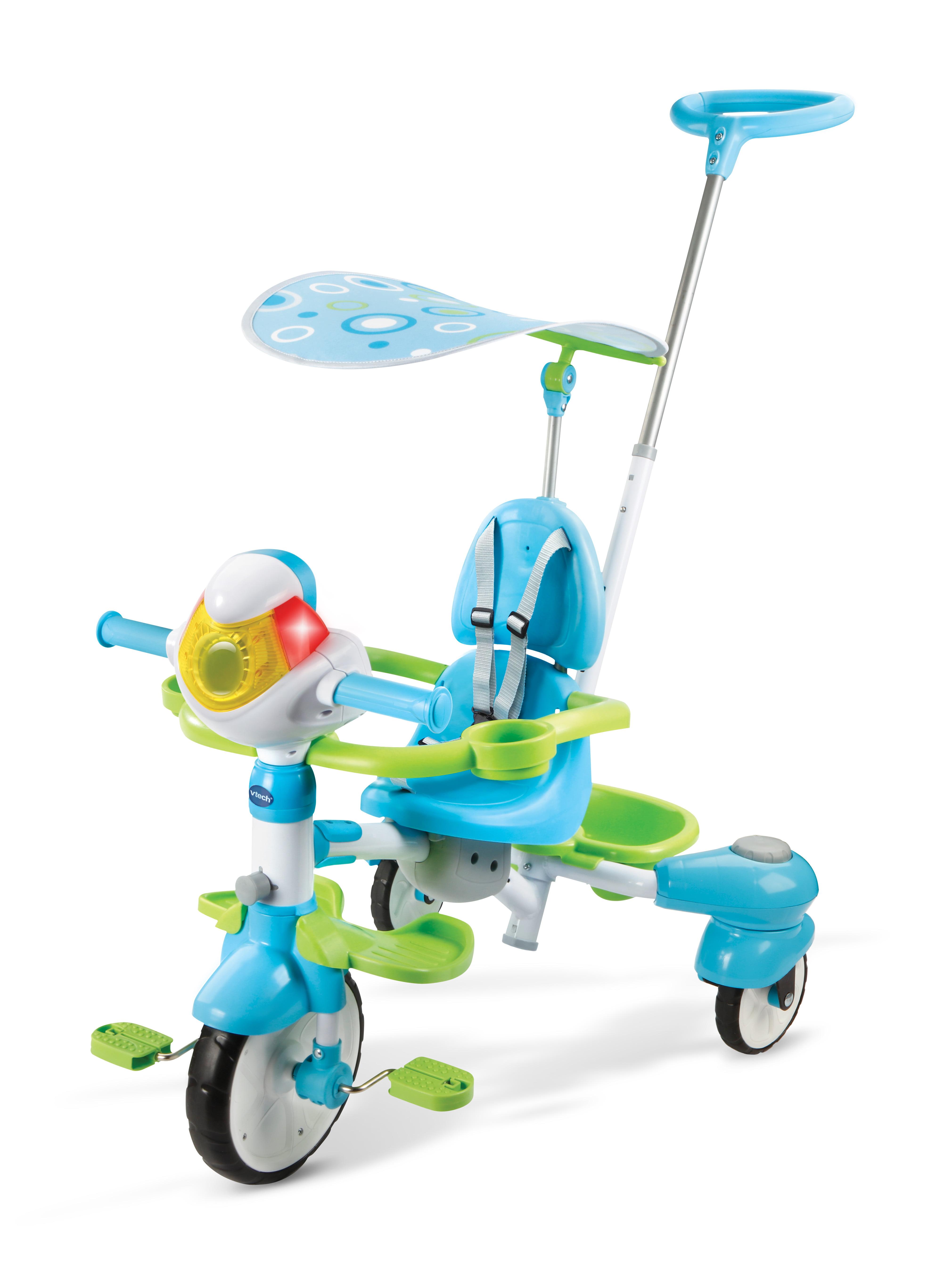 VTech 4-in-1 Stroll & Grow Tek Trike by VTech®